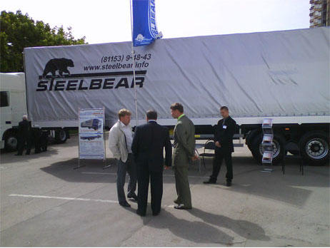 STEELBEAR принял участие в выставке АСМАП-2009